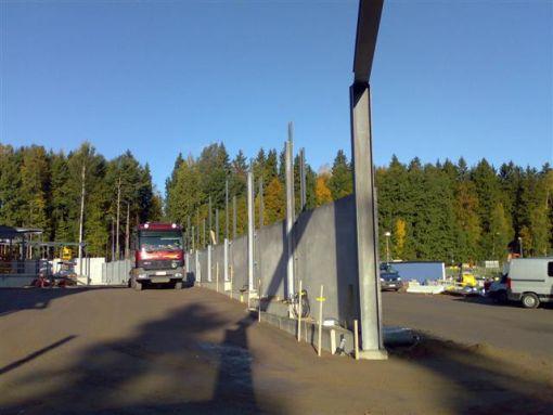 Teräsnyrkki - K-Citymarket Koivukylä